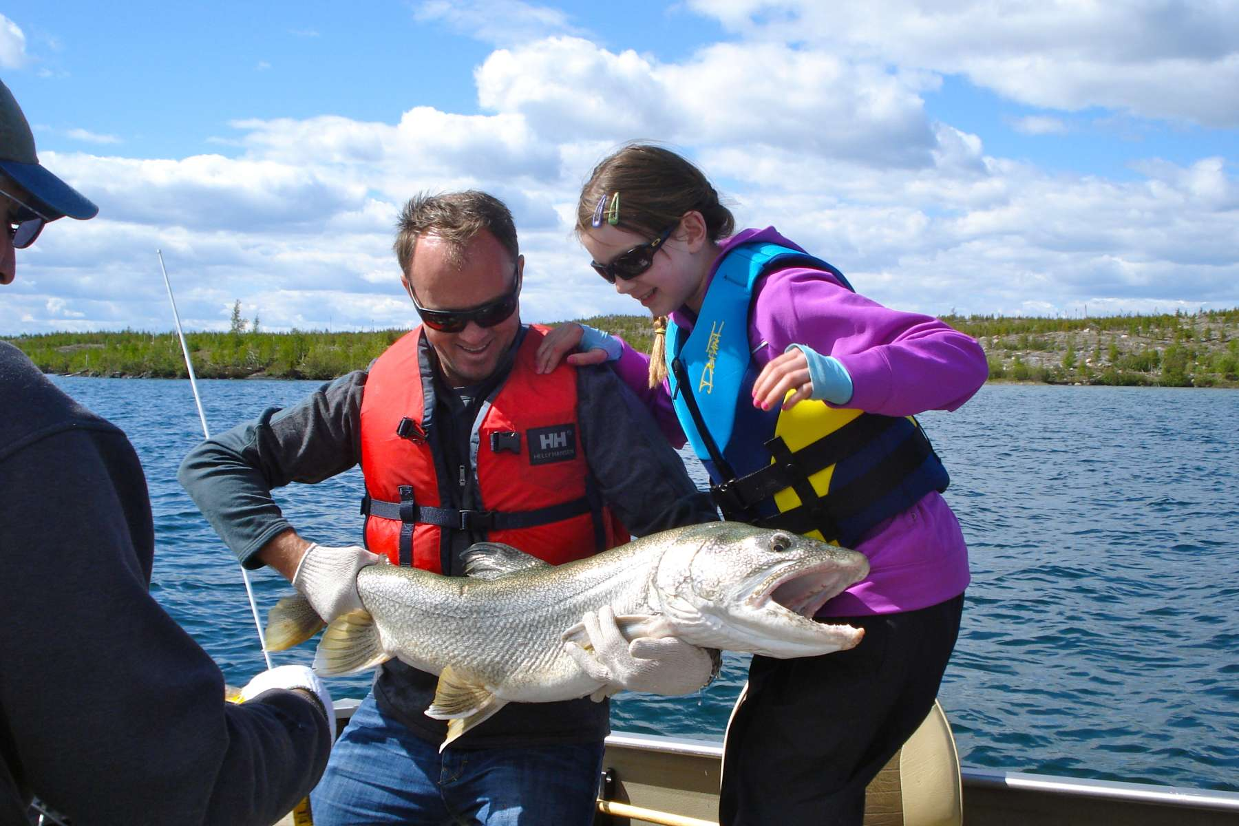 Sandy Point Trophy Trout Fishing