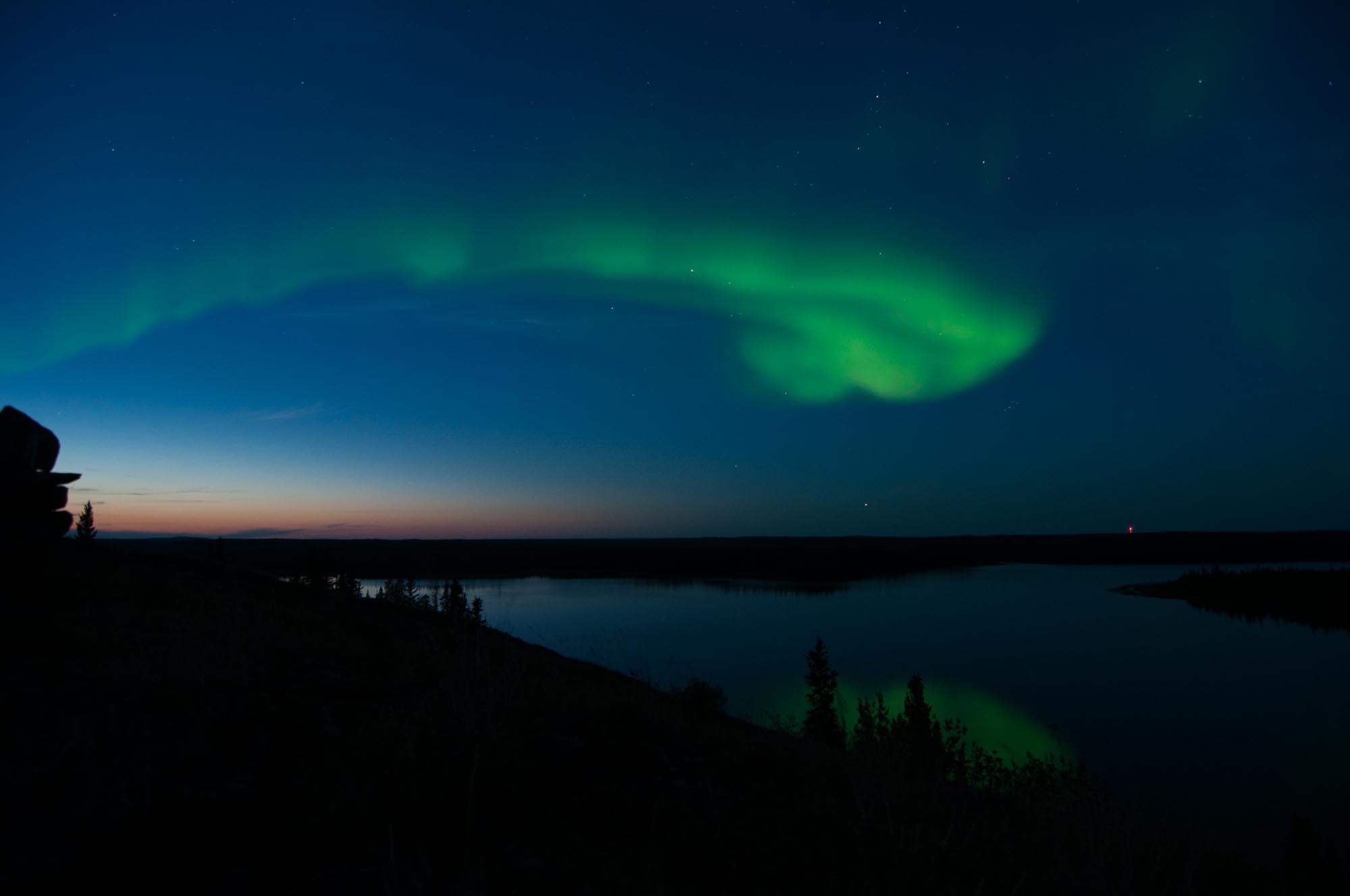 Aurora by Yellowknife Online