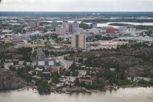 Yellowknife by Kyle Thomas of Yellowknife Online